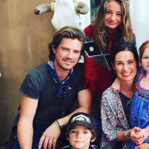 Baby Number 6 On The Way For Taylor Hanson & Wife Natalie