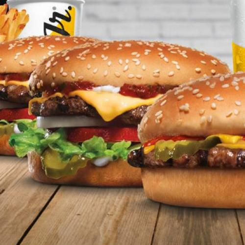 Carl's Jr Is Giving Away Free Burgers In Brisbane Today!