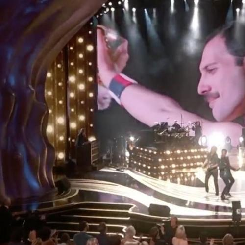 Queen & Adam Lambert Absolutely Rock The Stage At The Oscars