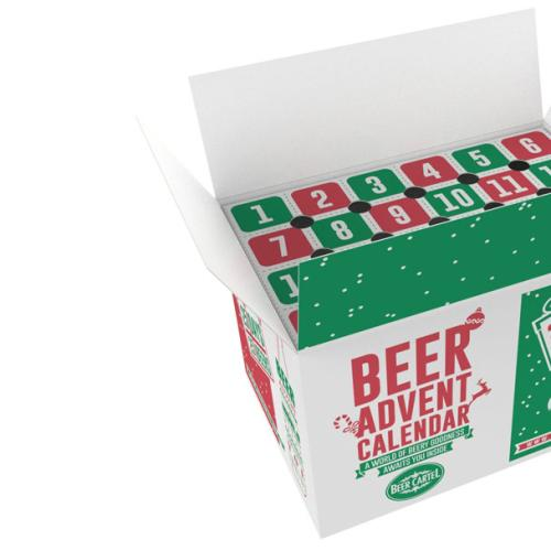 This Beer Advent Calendar Is Perfect For 'Decembeer'