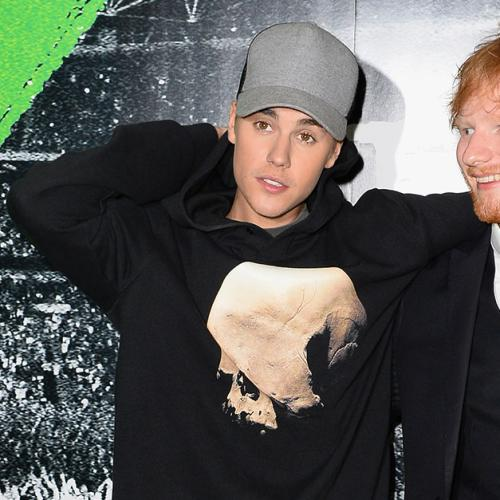 Justin Bieber Teases New Collab With Ed Sheeran