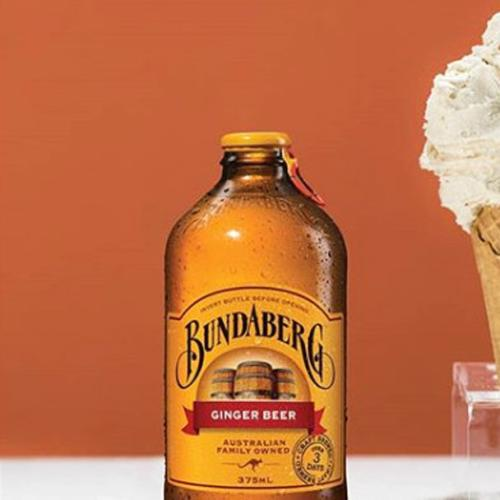 Bundaberg Ginger Beer Gelato Is A Thing And It's DELICIOUS!