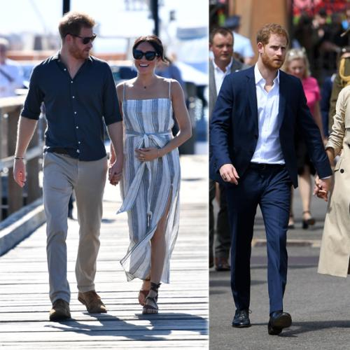 Buy Meghan Markle's Chic Aussie Royal Tour Outfits