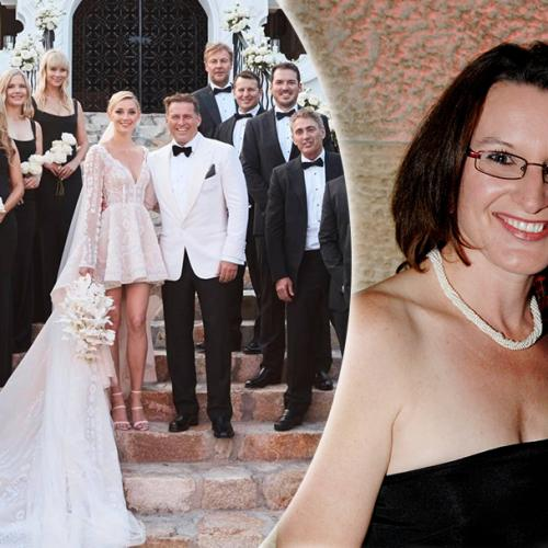 Karl Stefanovic's Ex-Wife Slams Him In Public Outburst