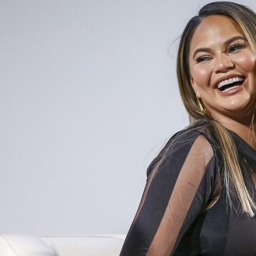 Turns Out We've Been Saying Chrissy Teigen's Name Wrong