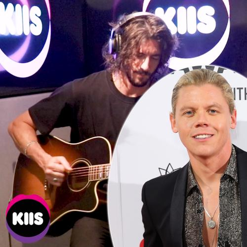 Conrad Sewell Performs Acoustic Cover Of Love Me Anyway