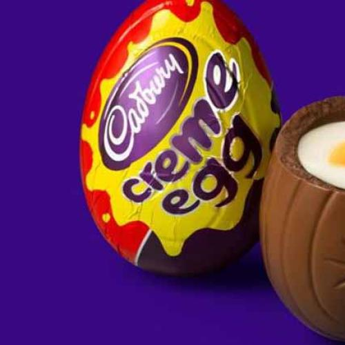 You Can Now Get A Personalised Cadbury Creme Egg