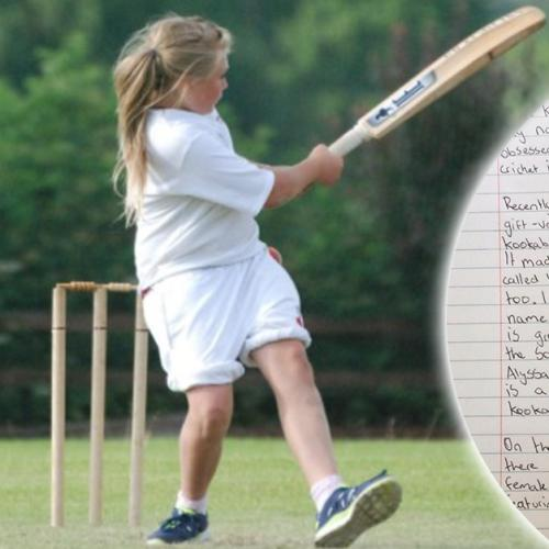 11-Year-Old Urges Brands To Introduce Cricket Gear For Girls