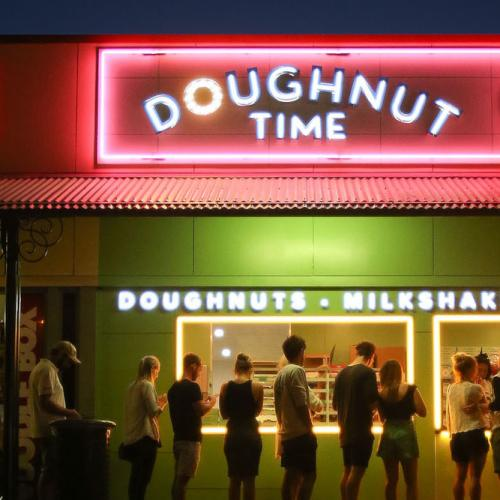 Where You Can Get Free Doughnuts Today Brisbane