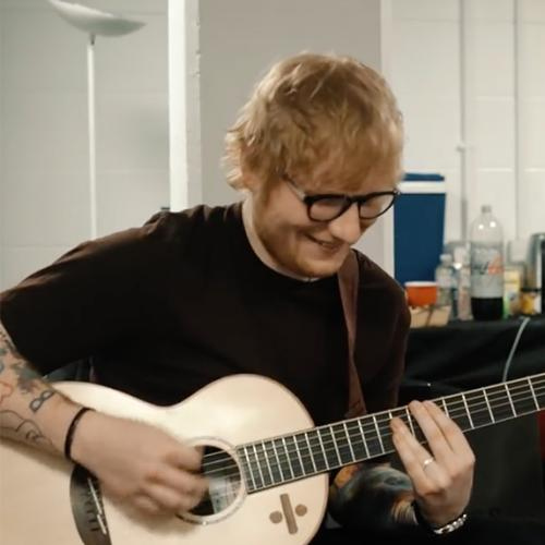 WATCH: Ed Sheeran And Anne-Marie Singing 2002 Acoustic Cover