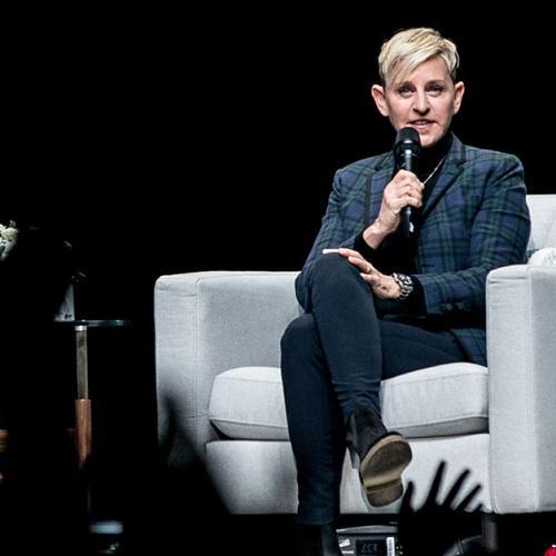 Ellen DeGeneres Recalls Being Sexually Assaulted