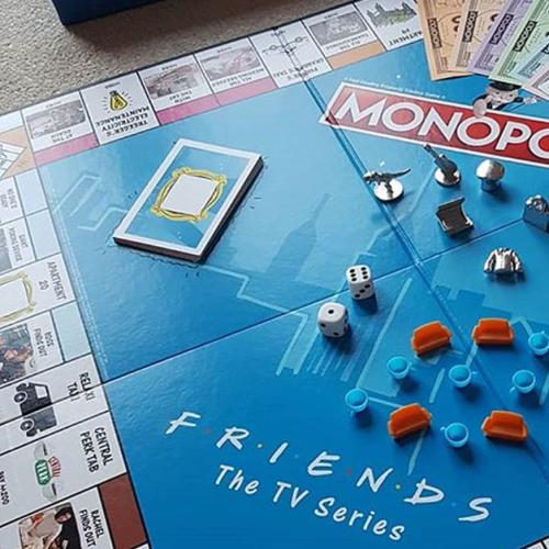 Ummm Friends Monopoly Is A Real Thing And Where Do We Pay?!