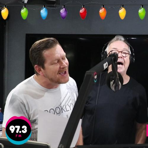 Bianca, Mike & Bob Unveil The 97.3FM Brisbane Christmas Song