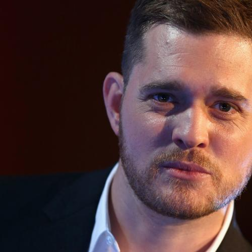 Michael Buble Has Gone Viral For A Very Corny Reason.