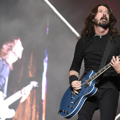 WATCH: Trailer Released For Dave Grohl's New Mini Doco