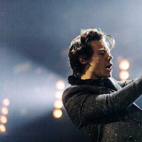 WATCH: Harry Styles Reckons We're All A Little Bit Gay