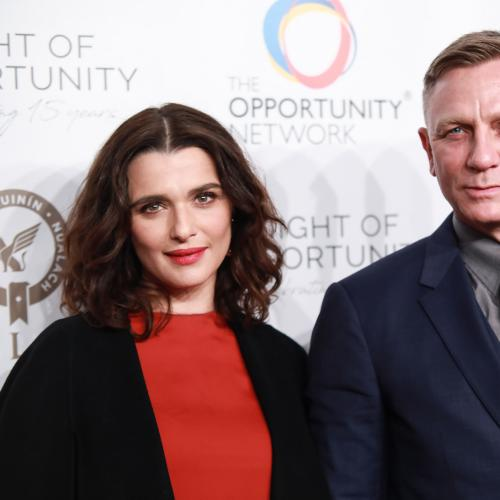 Rachel Weisz And Daniel Craig Welcome Baby Girl Into World