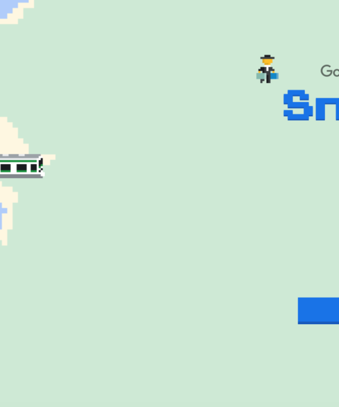 You Can Now Play Snake On Google Maps