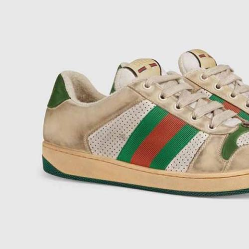 Gucci Are Selling Kicks That Look Dirty On Purpose
