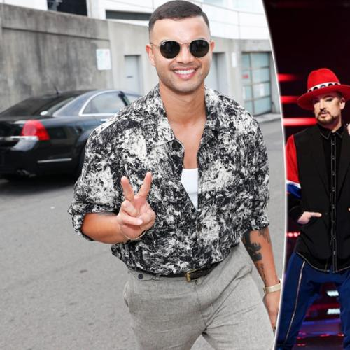 Guy Sebastian On Self-Isolation, Finding Alone Time with Wife Jules, The Voice & New Music