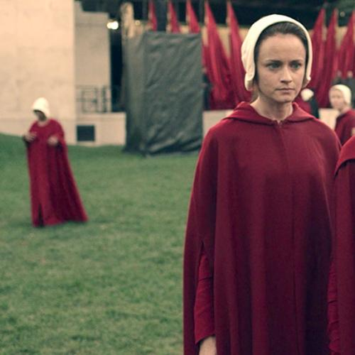 A Couple In Canada Had a 'Handmaid's Tale' Themed Wedding & People Are Not Having It!
