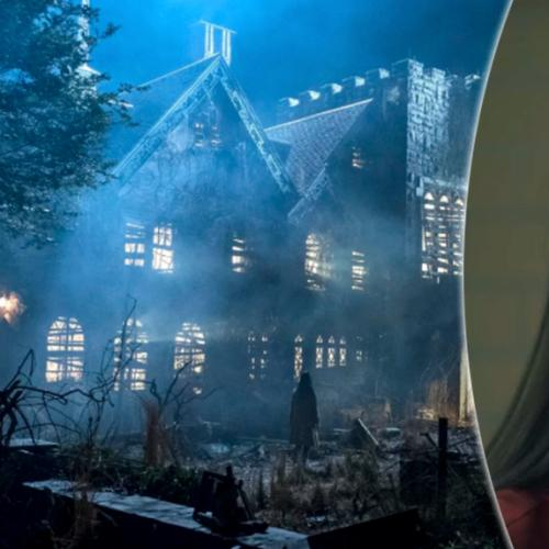 Haunting Of Hill House Is So Scary It's Making People Vomit