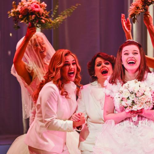 Muriel's Wedding Leads Helpmann Nominees