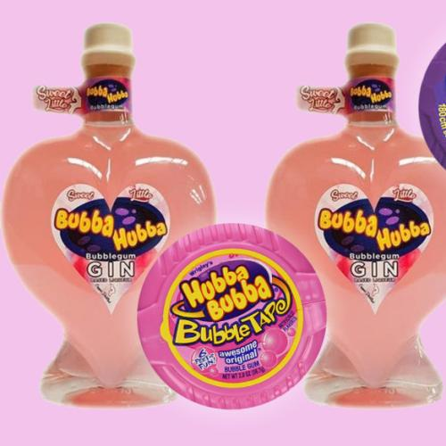 Hubba Bubba Gin Is An Actual Thing And It's Gin-Credible