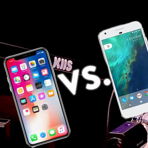 Kyle And Jackie O: Is iPhone Better Than Android?