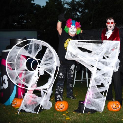 Mike And Bob's Spooooky Halloween At Open Air Cinemas