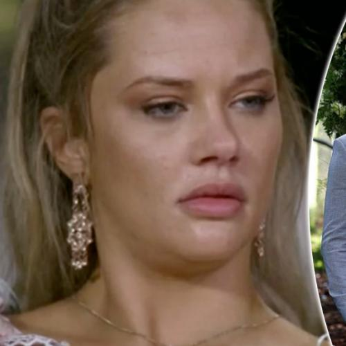 MAFS' Reunion Causes Major Issues For Jess & Dan