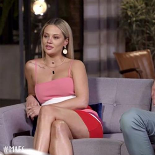 Jess And Mick From Mafs Face Off Live On Air