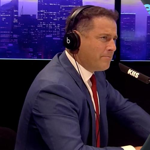 Karl Stefanovic Says He Was PSSED At Peter After UberGate