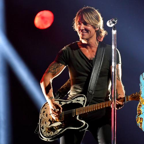 Keith Urban And Post Malone Are Collaborating On New Music