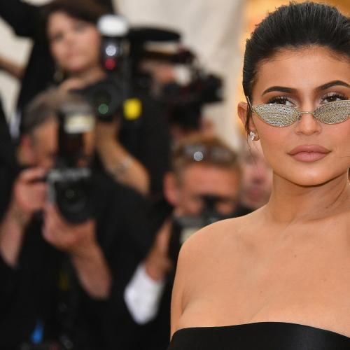Kylie Jenner Ditched Her Lip Filler & Looks Like 'Old Kylie'