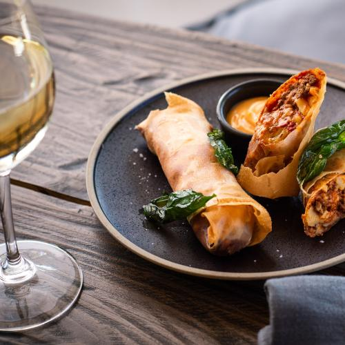 Lasagne Spring Rolls Exist & You Can Get Them For Free Today