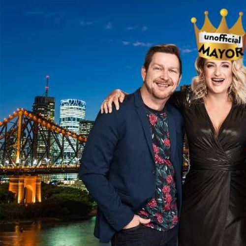 Bianca For Unofficial Mayor Of Brisbane