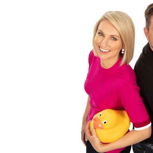 Donate To The 97.3FM Breakfast Duck!