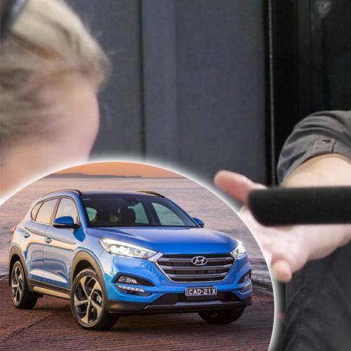 Is Hyundai Stalking Mike?