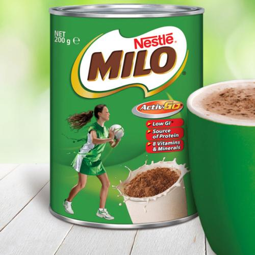 Milo Changed Their Recipe Launching New, Healthy Version