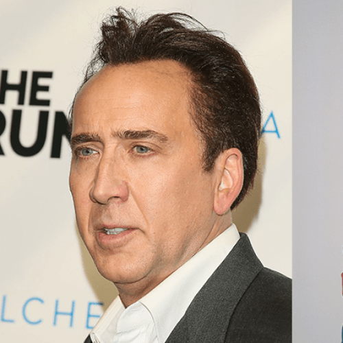 This Face-Swap Between Nic Cage & Ross From Friends Is Crazy
