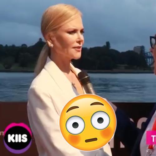 Kj Show: Nicole Kidman Agrees To Go Bald