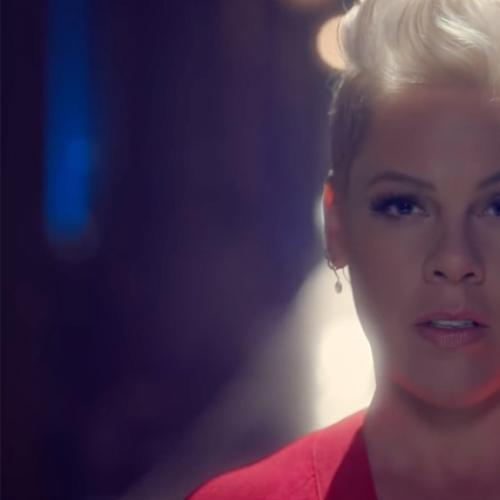 P!nk Releases Walk Me Home Music Video