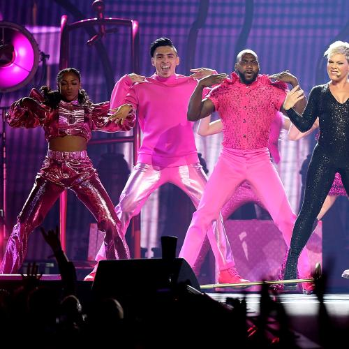 What Has P!nk Been Up To Since Landing In Australia?