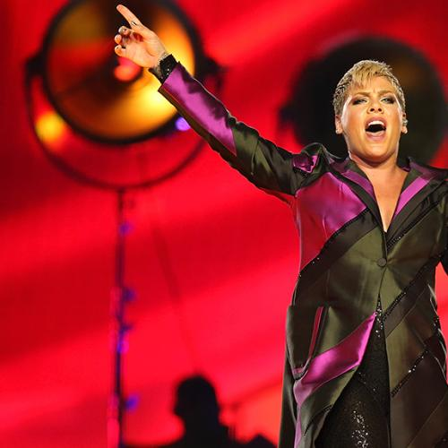 P!nk's Sydney Concert Postponed Tonight With Singer Sick