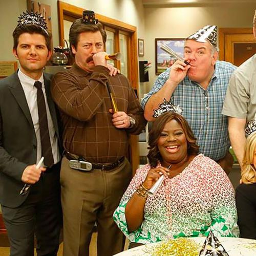 Amy Poehler Hints At A 'Parks And Recreation' Reunion