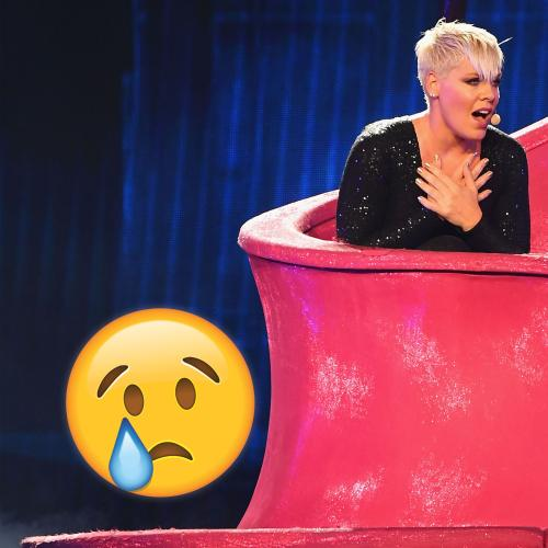 Illness Has Forced P!nk To Cancel An Aussie Show