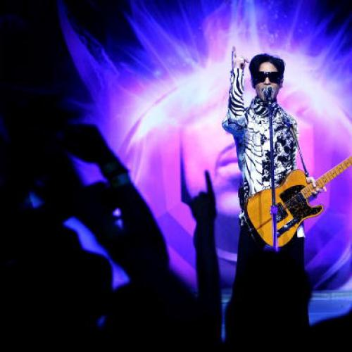 A New Prince Documentary Series Is Coming To Netflix