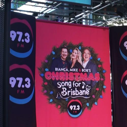 Ricki-Lee Wows With The Brisbane Christmas Song Live