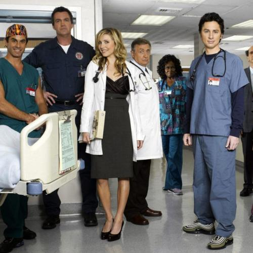 Scrubs Star Has Inoperable Cancer After Birth Of First Child